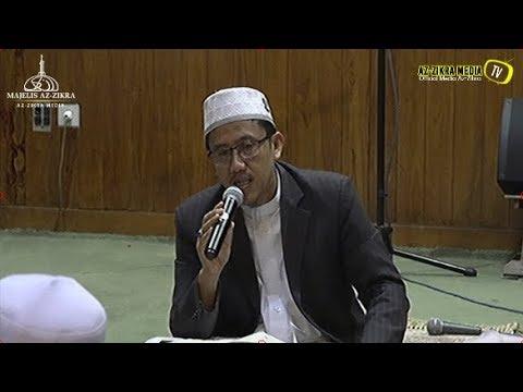 Halaqoh Shubuh bersama KH Mukti Ali di Masjid Az-Zikra Sentul