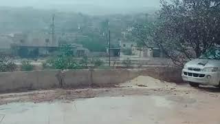 Дождь в Сирии