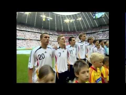 Deutschland 2006 FIFA World Cup - Deutschland [Hymne]