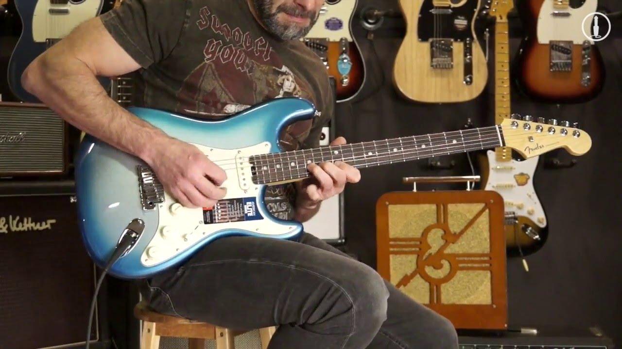 FENDER Stratocaster American Elite - guitare électrique ...