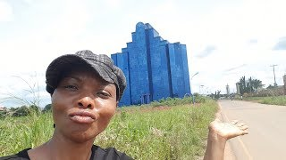 WHAT IS THIS BUILDING DOING IN A REMOTE ANAMBRA VILLAGE