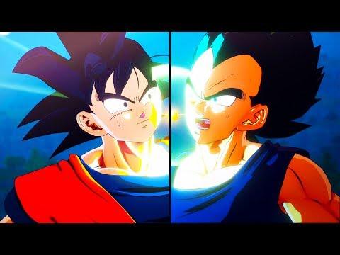 Dragon Ball Z: Kakarot - Vegito VS Super Buu Fight (DBZK 2020)