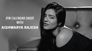Aishwarya Rajesh   JFW Photoshoot for Calendar 2019   I learnt cricket through Kanaa