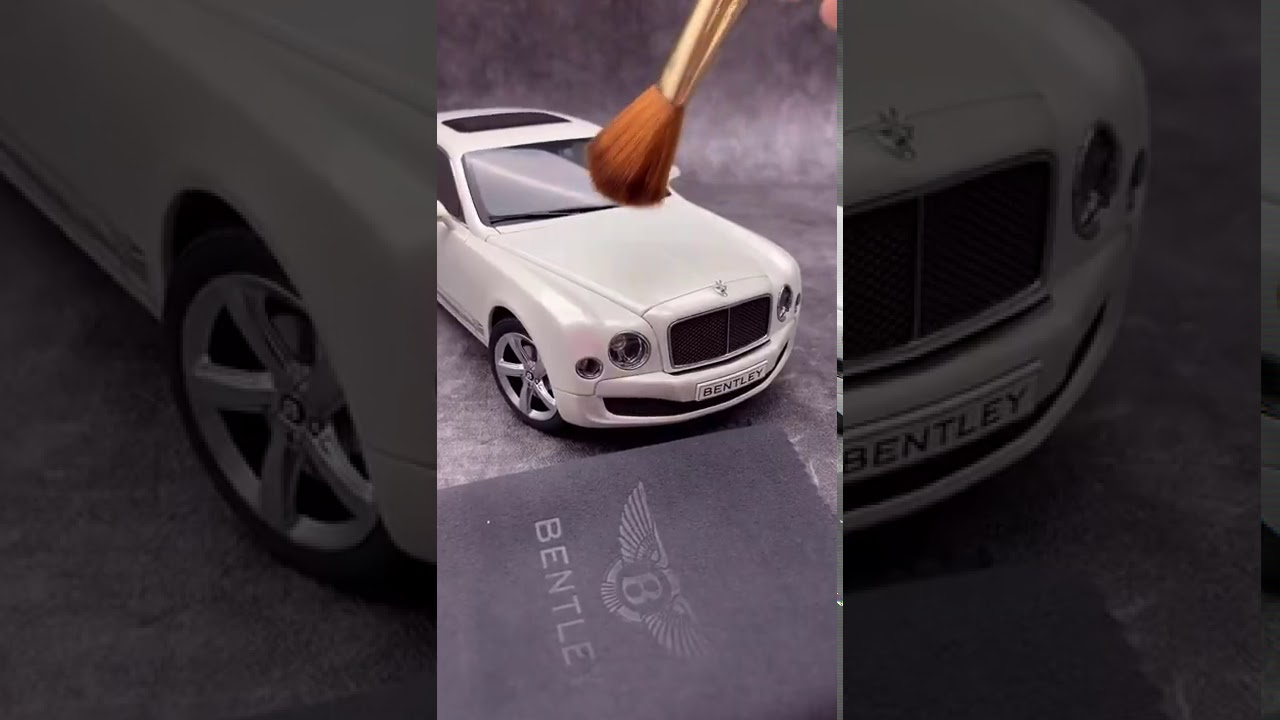BentleyMotors Limited Model Car