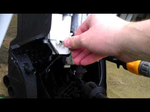 Karcher K3.550 Pressure Washer Leak