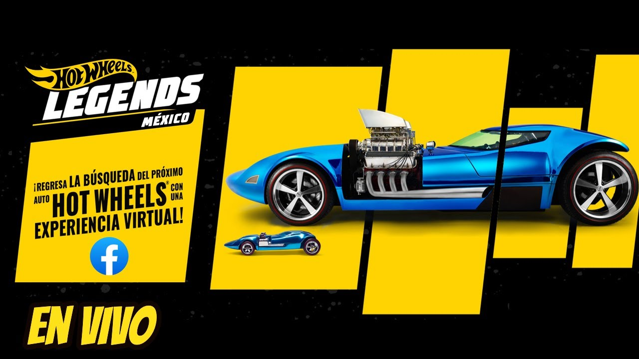 EN VIVO LA FINAL DE HOT WHEELS LEGENDS MEXICO