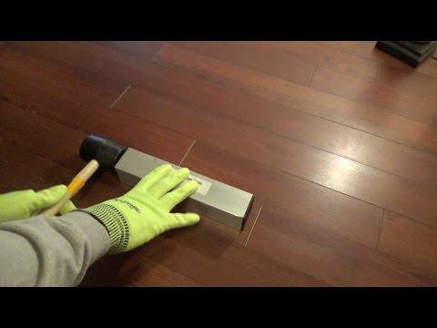 How To Close Laminate Flooring End Joint Gaps Floor Gap Fixer Review You