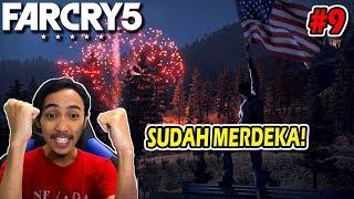 FAR CRY 5 INDONESIA - AKHIRNYA MERDEKA HORE ! - PART 9