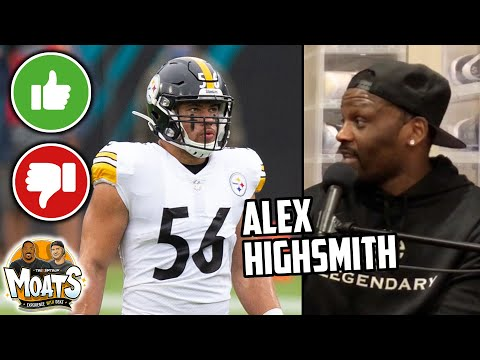 Is Pittsburgh Steelers Alex Highsmith Underrated Or Overrated?