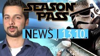 Season-Pass für Star Wars Battlefront - 1 Jahr Knast für Swatter - News