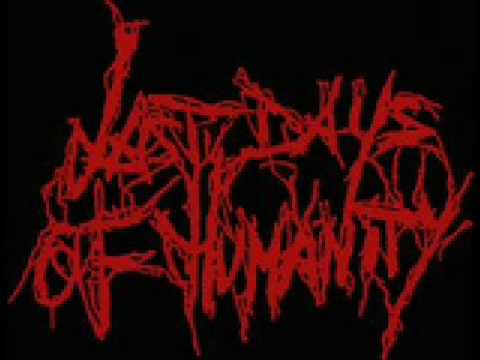 Last days of humanity-Rancid cottered rectum mp3