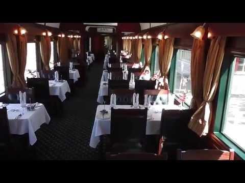 2 min Rovos Rail, Pretoria to Cape Town