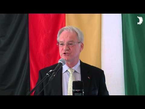 """Werner Jostmeier (CDU): """"Deutschland geht nicht ohne uns"""" - Ansprache zum Tag der Heimat 2014"""