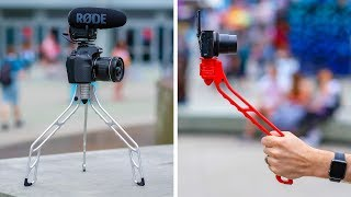 We Invented a NEW Tripod for Vloggers — Meet SwitchPod