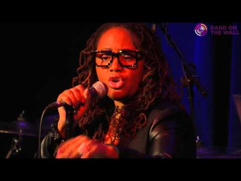 Lalah Hathaway 'If you want to', live at Band on the Wall