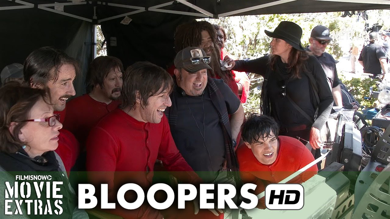 Download The Ridiculous 6 (2015) Bloopers & Gag Reel