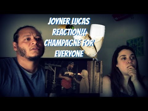 Joyner Lucas Champagne for Everyone music video reaction