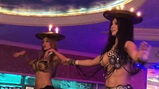ДВОЙНАЯ КРАСОТА! Выступление восточных танцовщиц на помолвке