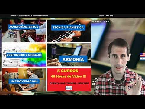 Estudiar Piano Online | Cursos Disponibles En Piano Campus | Escuela De Piano Online