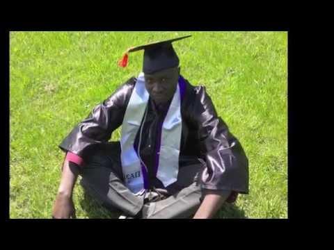Bol Jock's graduation and commissioning Ceremony