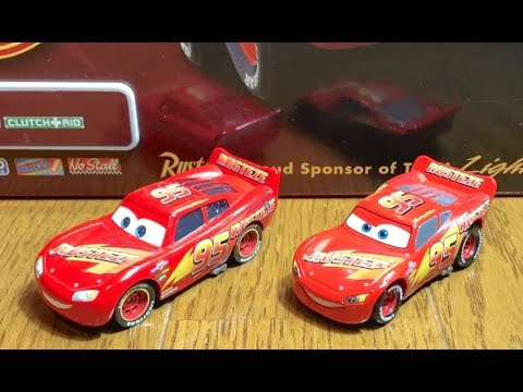 Disney Pixar Cars 3 Mattel Tomica Die Cast Car Lightning