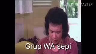 Video Lucu GRUP WHATSAPP SEPI dari Rhoma dan Ani Parodi Kocak