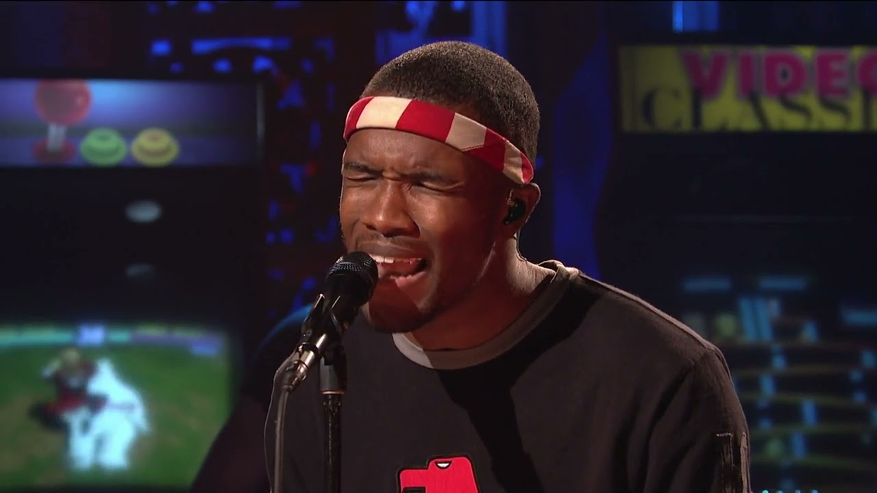 Download Frank Ocean— Thinkin Bout You Live on SNL, Full performance