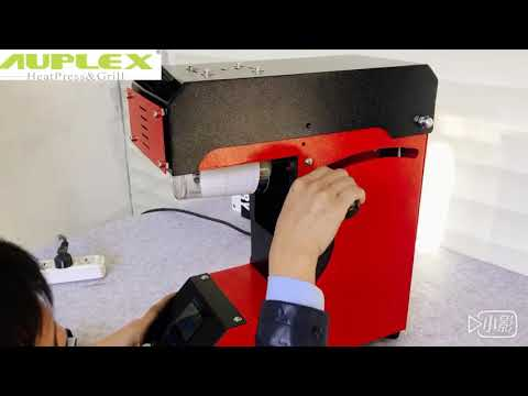 vivacious music and roller heat press machine more suitable