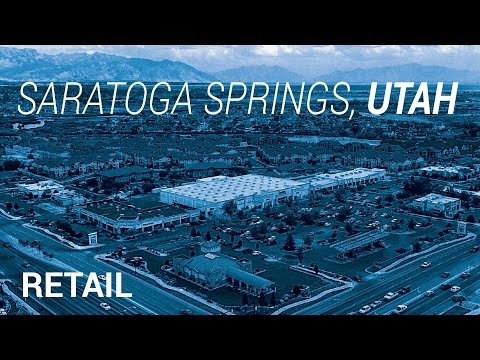 Commercial Retail Property Available - Saratoga Springs, Utah