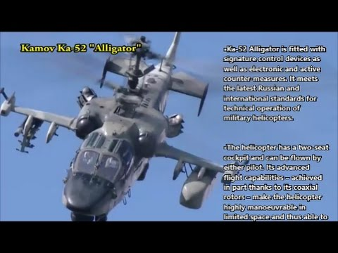 Russian Helicopters Fleet Used Against NATO Operation Atlantic Resolve