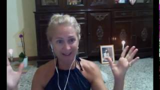 Online-медитация «Жизненная сила - 7: Сердечная чакра» 16.08.2017 (ролик)