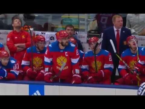 World Cup Of Hockey 2016 Артемий Панарин провел матч с Финляндией с включенным микрофоном