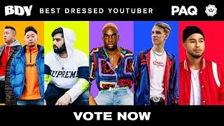Who is the Best Dressed YouTuber of 2018? VOTE NOW! | Heavyweight Category thumbnail