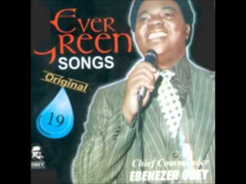 Ebenezer Obey Live - Adedapo Kinosi
