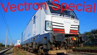 Vectron - Erklärung Führerstand, Maschinenraum und mehr