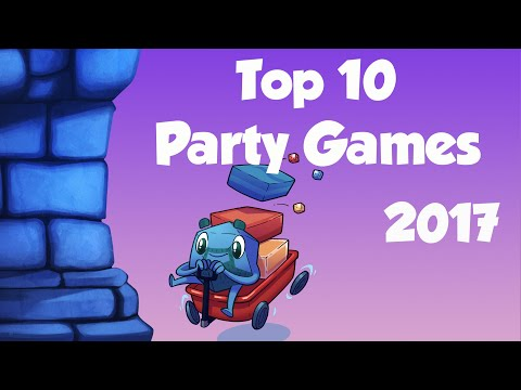 Top 10 Party Games