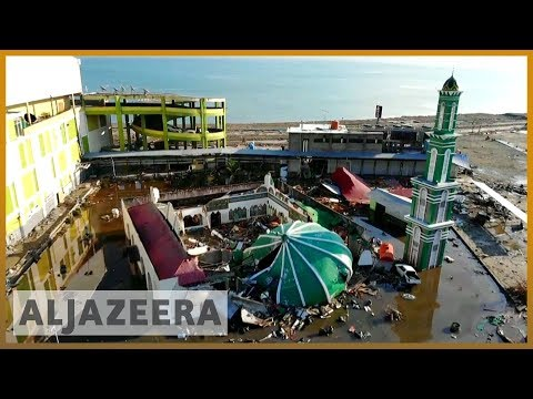 🇮🇩 Indonesia plans mass burials for quake and tsunami victims | Al Jazeera English Mp3