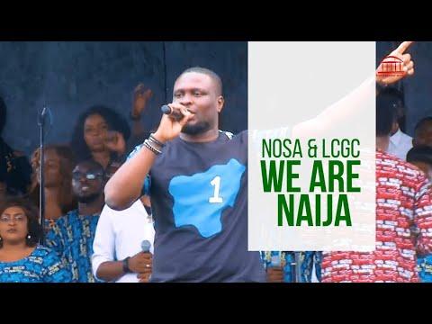We Are Naija | Nosa & The Lagos Community Gospel Choir (LCGC) Live at Freedom Rally