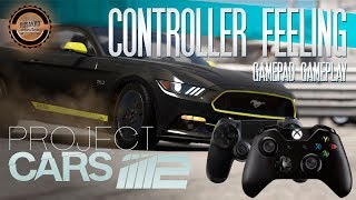 Project CARS 2 Controller Gameplay – What does it actually feel on Gamepad?