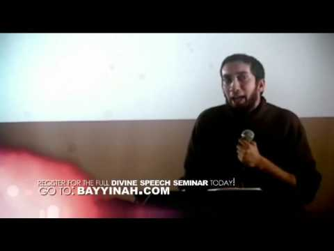 Divine Speech Prologue - Part 2 - Nouman Ali Khan