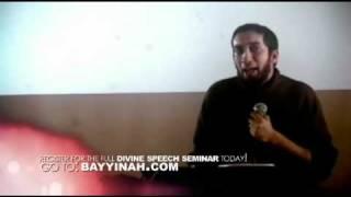 Divine Speech Prologue - Part 2 - Nouman Ali Khan