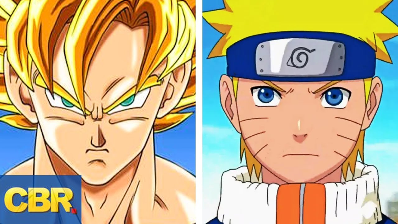 Download 10 Times Naruto Ripped Off Dragon Ball Characters