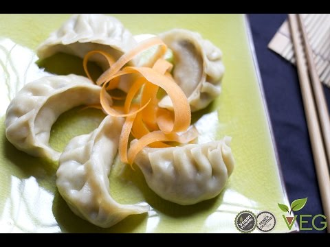 Ravioli Cinesi – le ricette 100% vegan