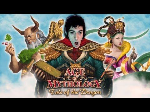 Ice Poseidon plays Age of Mythology #1 [VOD: 31-10-2016]