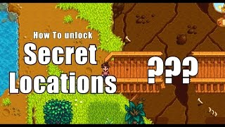 Stardew Valley: How to Unlock New Areas