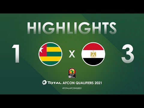 Togo Egypt Goals And Highlights
