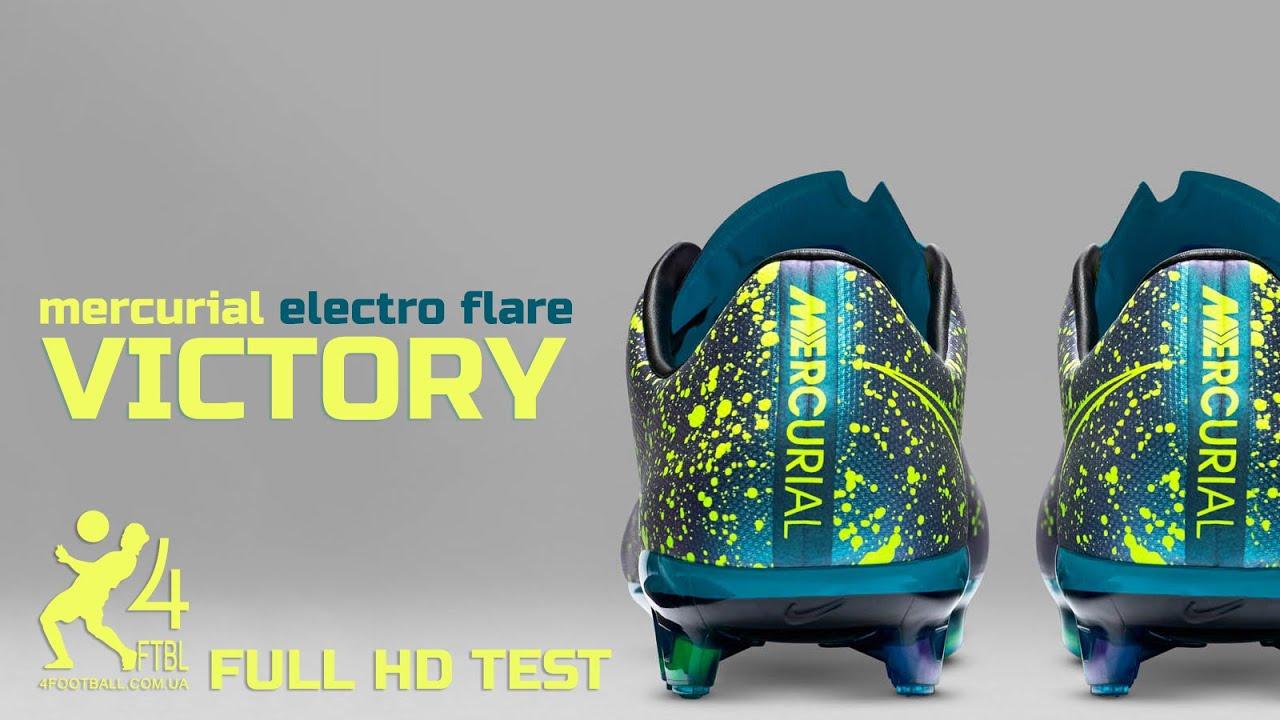 5676eb84940d Nike Mercurial Victory V FG Electro Flare 651632-440 Full HD Test ...
