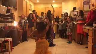 Bollywood Chutney Soca Dance 2014