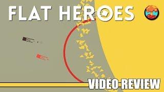 Review: Flat Heroes (Steam) - Defunct Games