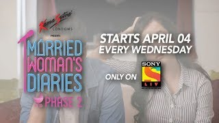 Married Woman Diaries Phase 2 - Trailer - Starts April 4